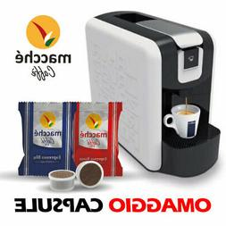 Machine Coffee' Lavazza Express Point EP Mini + Capsules Mac