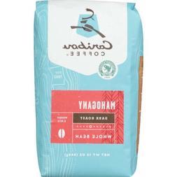 Caribou Coffee Mahogany Dark Roast Whole Bean 12 Oz. Bag - 2