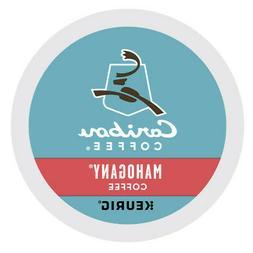 Caribou Coffee, Mahogany, Single-Serve Keurig K-Cup Pods, Da