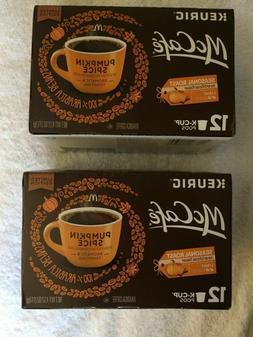 mccafe pumpkin spice k cup 24 coffee