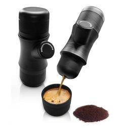 Porto Mini Espresso Coffee Machine Maker Travel 1Cup Camping