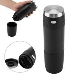 Mini Manual Portable Travel Coffee Maker Espresso Handheld H