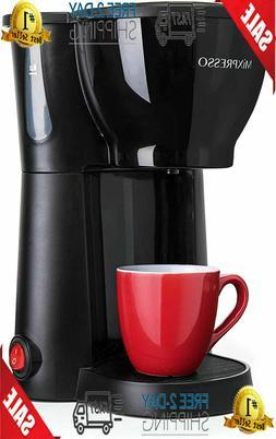 Mini Serve Coffee Maker Cup Machine Pod Size Compact Keurig