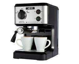 Mr. Coffee 19-Bar Pump Espresso Machine FREESHIP