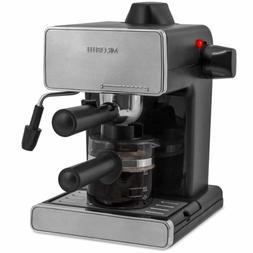 Mr. Coffee BVMC-ECM260 4 Cups Espresso Machine - Black/Stain