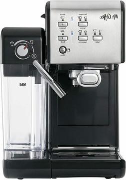 Mr. Coffee BVMC-EM6701SS Espresso Maker and Cappuccino Machi