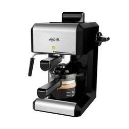 Mr. Coffee Caf Steam Automatic Espresso and Cappuccino Machi