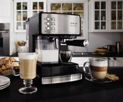 Mr. Coffee Café Barista Premium Espresso/Cappuccino System,