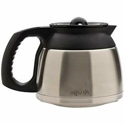 Mr. Coffee DRD95-RB 8-Cup Stainless Steel Double-Walled Ther