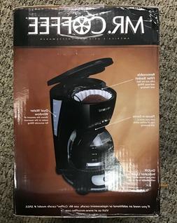 Mr. Coffee Machines 4-Cup Switch Maker, Black TF5GTF