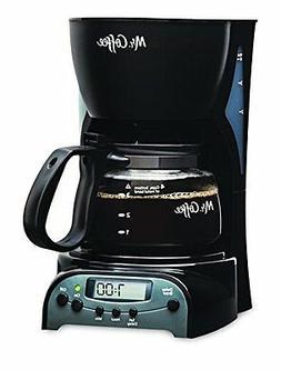 Mr.Coffee Machines Coffee Maker Programmable Brewing Espress
