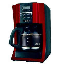 Restaurant Coffee Maker Commercial Mr Coffee 12 Cup Pot Prog