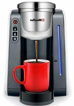 Mueller Single Serve Pod Compatible Coffee Maker Machine Sup