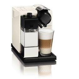 Nestle Nespresso coffee maker Ratishima touch white F511WH L