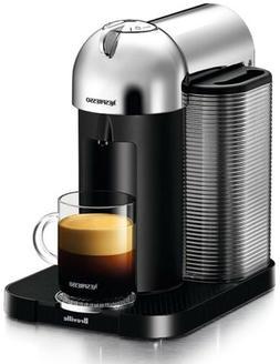 Breville Nespresso Vertuo Coffee Machine - Chrome - BNV250CR