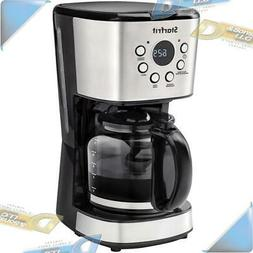 NEW Starfrit 12-Cup Drip Coffee Maker Machine