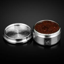 New Steel Refillable Coffee Filter Capsules For Lavazza Coff