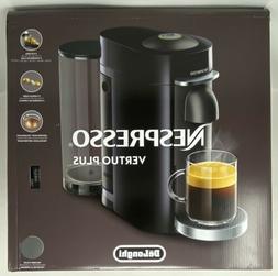 NEW Nespresso VertuoPlus Deluxe Coffee and Espresso Machine
