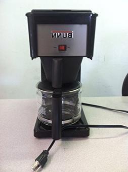 Bunn-O-Matic GRX-BD 10 Cup Black High Altitude Brewer