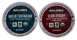 Kirkland Signature Organic Coffee Keurig K-Cups, Pacific Bol