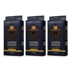 Attibassi Premium Italian Roasted Ground Coffee Ready for Ex