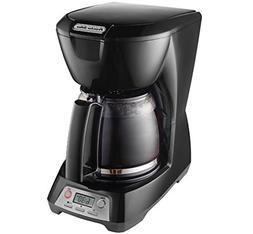 Proctor Silex 43672 Brewer - Programmable - 12 Cup - Black -