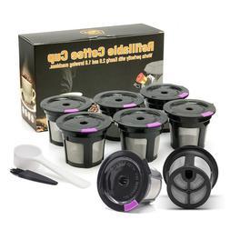 i Cafilas Refillable Reusable K-Cup Coffee Filter Pod for Ke
