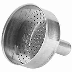 replacement funnel 1 cup moka express coffee