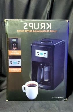 Krups® Savoy 12-cup Coffeemaker