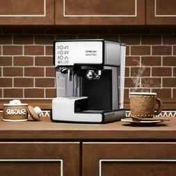 Semi Automatic Espresso Cappuccino Coffee Maker Latte Machin