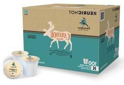 Caribou Coffee Signature Blend Medium Roast 100 K-Cups