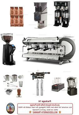 Simonelli Aurelia WAVE Digit Espresso COFFEE SHOP PKG Instal