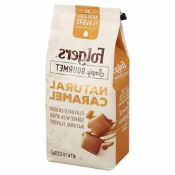 simply gourmet flavored ground coffee caramel 10