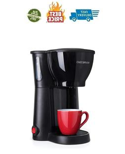 Single Serve Coffee Maker K Cup Machine Pod Size Compact