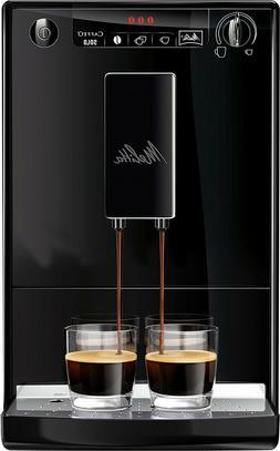 Melitta Solo Automatic Coffee Machine, Caffeo Solo, Black Pu