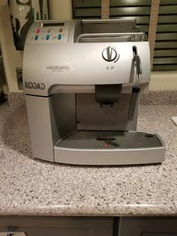 Gaggia Syncrony Digital Super Automatic Coffee Espresso Mach