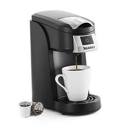 Upgrade Single Serve Coffee Maker, 12oz Fast Brewing Machine