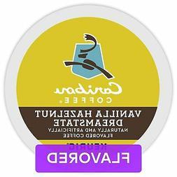 Caribou Coffee Vanilla Hazelnut Dreamstate 60 k cups
