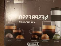 Nespresso Vertuo Plus by DeLonghi Coffee/Espresso Machine en