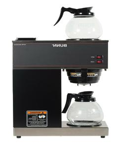 Bunn VPR 12 Cup Commercial Coffee Maker Pour Over Brewer War