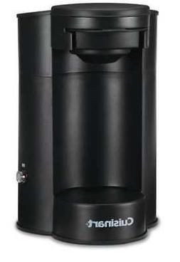 CUISINART W1CM5 Coffeemaker,1 Cup,Black,450 Watts