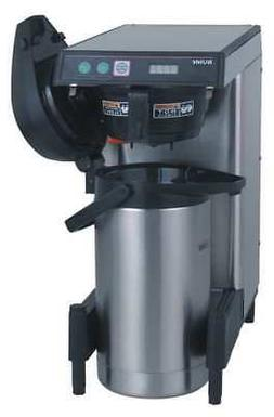 BUNN WAVE15-APS Airpot Coffee Brewer with Adjustable Legs, L